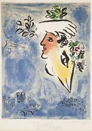 Le Ciel bleu (Mourlot 409)