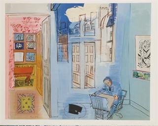 Raoul Dufy; André Derain; Fauv