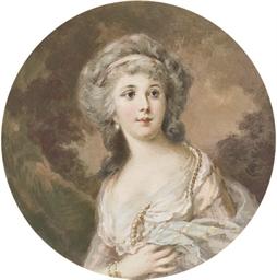 Portrait présumé de la duchess