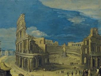 Le Colisée; La Tour de Babel