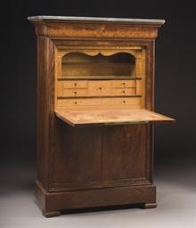 SECRETAIRE D'EPOQUE RESTAURATI