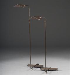 PAIRE DE LAMPES DE LECTURE