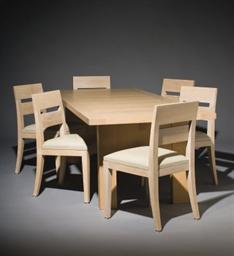 TABLE DE SALLE A MANGER ET SUI