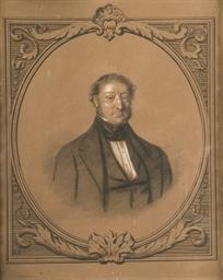 Portrait présumé d'Augustin Fr