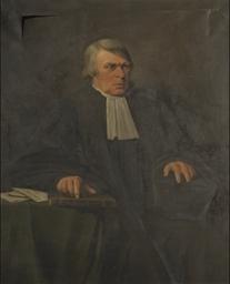 Portrait d'homme de loi