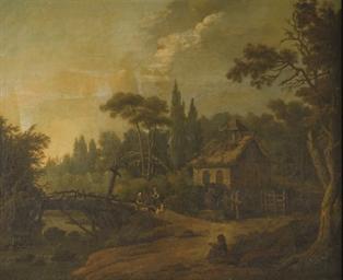Maison dans un bois