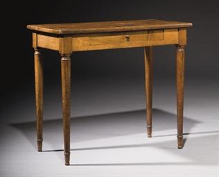 TABLE A ECRIRE DU XIXEME SIECL