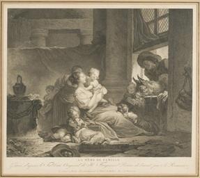 La Mère de Famille par Antoine