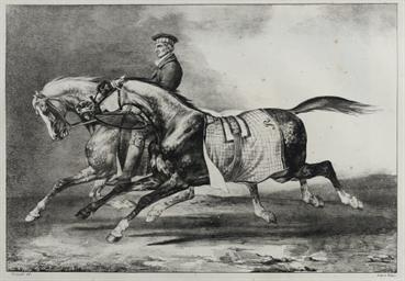 Etude de chevaux et autres (De