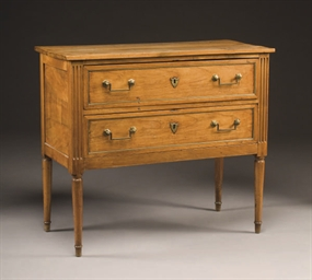 COMMODE DE STYLE LOUIS XVI