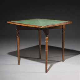 TABLE PORTEFEUILLE VERS 1820