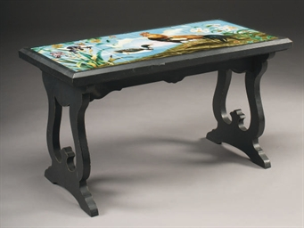 TABLE BASSE VERS 1900