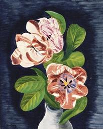 Vase de tulipes