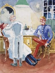 Robert de Saint-Loup et le Pri