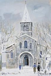 L'Eglise Saint-Denis de Bron