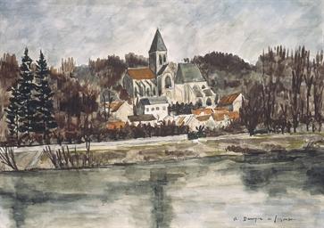 L'église de Triel-sur-Seine