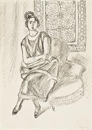 Henriette au moucharabieh