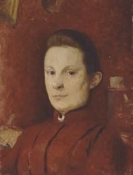 Portrait de Marie Vuillard