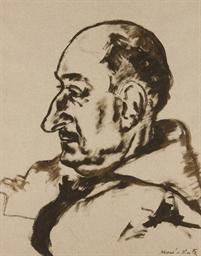 Portrait de Simon Wiesenthal