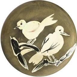 Deux oiseaux (A.R. 487)