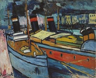 Le Havre, les bassins