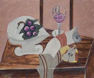 Nature morte à la poire