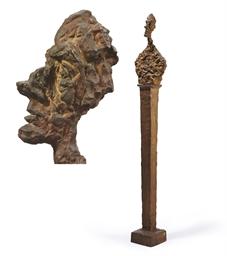 Buste de Diego (Stele III)