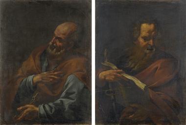 San Pietro; e San Paolo