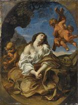 Maddalena in preghiera