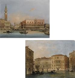 Palazzo Ducale dal bacino di S