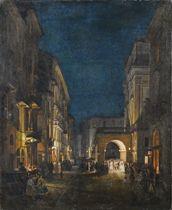 Milano, Festa alla Scala