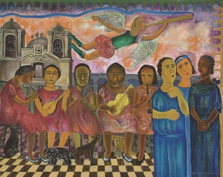 Orquesta de las tías