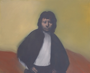 Untitled (Boy with Cape)
