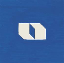 Composição azul