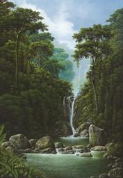 Cascada, Catarata Nauyaca