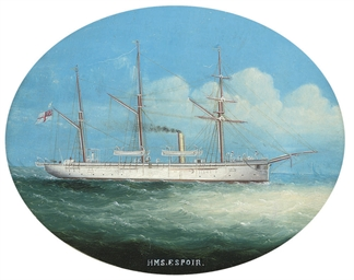 The Royal Navy's screw gunboat