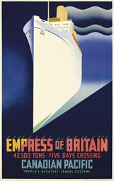 EMPRESS OF BRITAIN, CANADIAN P