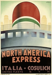 NORTH AMERICA EXPRESS, ITALIA