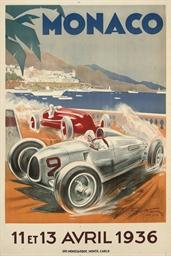 MONACO, 1936