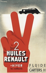 2 HUILES RENAULT