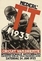 TT 1933, CIRCUIT VAN DRENTE