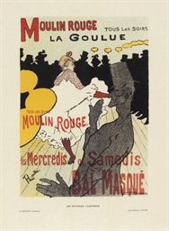 MOULIN ROUGE, LA GOULUE, LES A
