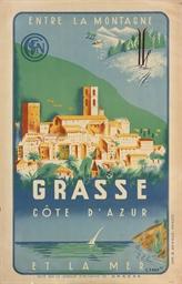 GRASSE, CÔTE D'AZUR