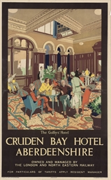 CRUDEN BAY HOTEL, THE GOLFERS'