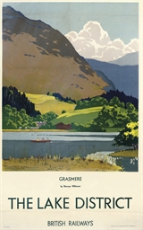 THE LAKE DISTRICT, GRASMERE