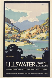 ULLSWATER, ENGLISH LAKE-LAND