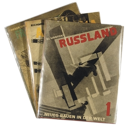 EL LISSITZKY and others