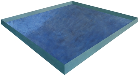 Blue Tray (Slab Series)