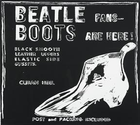 Beatle Boots (Negative)