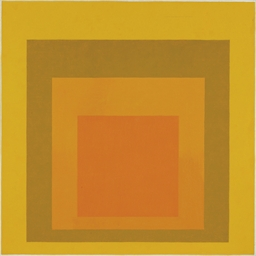 Homage to the Square: Amber Se